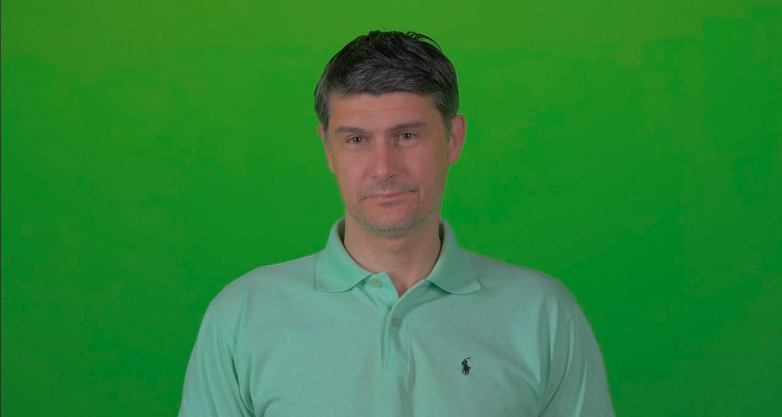 Съемка рекламного ролика для финансовой компании фото