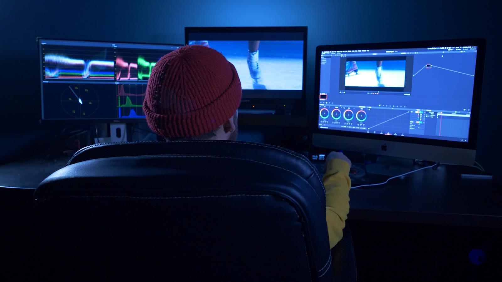 Этапы создания видеороликов