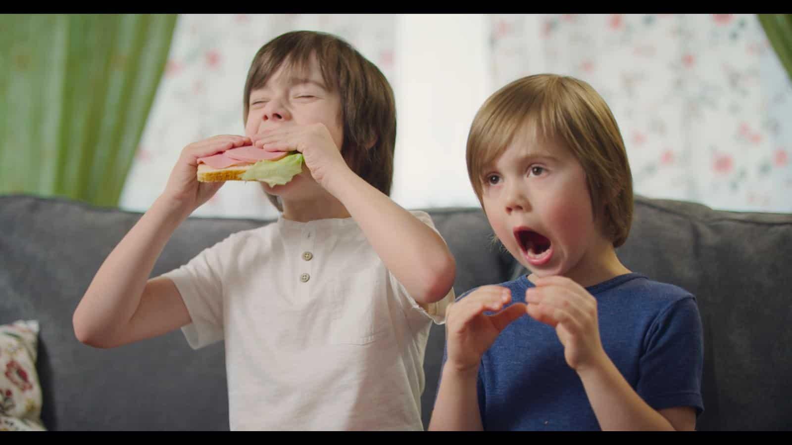 Производство рекламного ролика для финансовой компании
