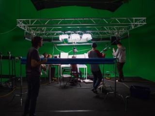 Съемка рекламного ролика для Bpay фото