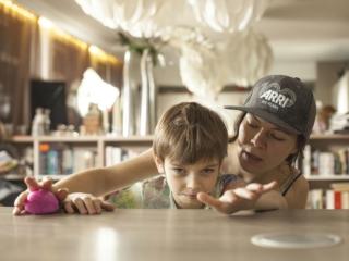 Съемка рекламного видеоролика nanogum фото