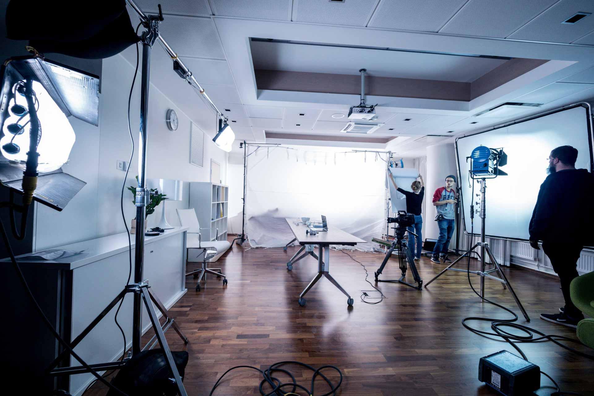 Производство рекламного видео для велмакс фото